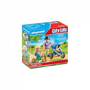 Playmobil Mama Cu Copii