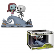 Pop Vinyl: Disney: Movie Moment: Nbx: Jack & Sally On The Hill