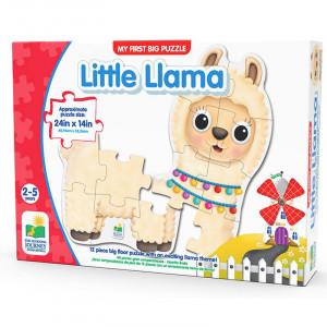 Primul Meu Puzzle De Podea - Lama