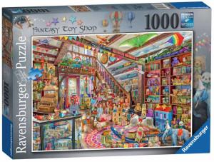 Puzzle Magazin Jucarii, 1000 Piese