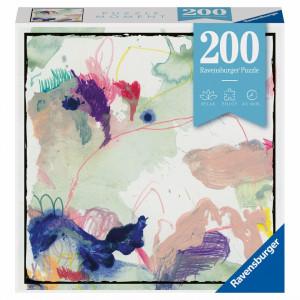 Puzzle O Pata De Culoare, 200 Piese