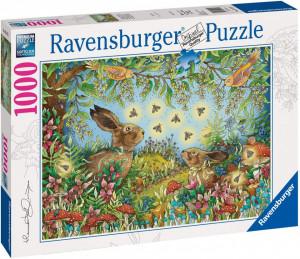 Puzzle Padure Magica, 1000 Piese