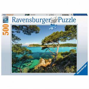 Puzzle Priveliste Superba, 500 Piese