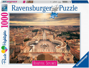 Puzzle Roma, 1000 Piese