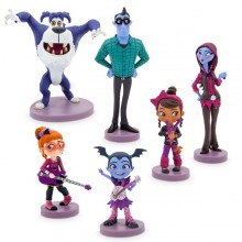 Set 6 figurine Vampirina