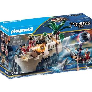 Set de joaca Playmobil, Bastion Cu Soldat Britanic