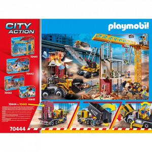 Set de joaca Playmobil Camion Cu Remorca Detasabila
