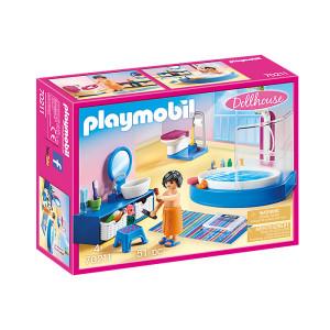 Set de joaca Playmobil Dollhouse, Baia Familiei