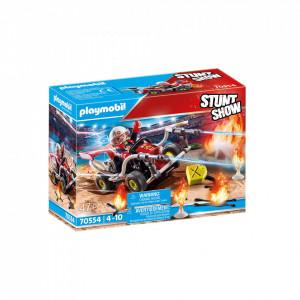 Set de joaca Playmobil Stunt Show - Vehicul De Stins Incendii
