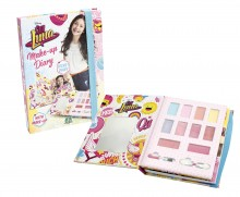 Set machiaje cu jurnal secret inclus Soy Luna