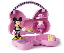 Set Minnie Bowcket - Roz Deschis