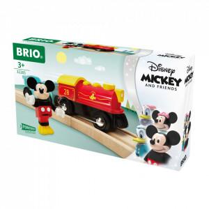 Tren Mickey Mouse Pe Baterii