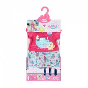 Baby Born - Pijama Baie Si Papucei 43 Cm