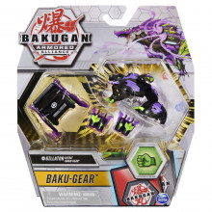 Bakugan S2 Bila Ultra Gillator Cu Echipament Baku-Gear Darkusdestroyers