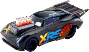 Cars Xrs Masinuta Metalica De Curse Personajul Jackson Storm