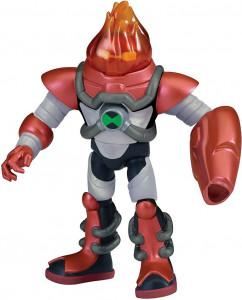 Figurina Ben 10 - Torta Vie, Colectia Omni-Kix Armour, 12cm