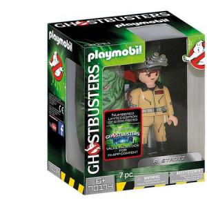 Figurina De Colectie Playmobil Ghostbusters, Stantz