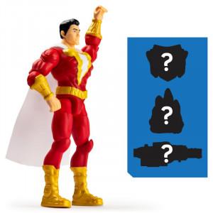 Figurina Shazam 10Cm Flexibila Cu Accesorii