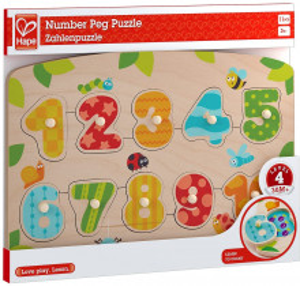Hape Puzzle Numere