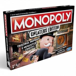 Joc Monopoly Cheaters Edition Limba Romana