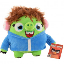 Jucarie din plus Courtney Piggy, Angry Birds, 20 cm