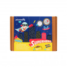 Kit Creatie 2-In-1 Supererou