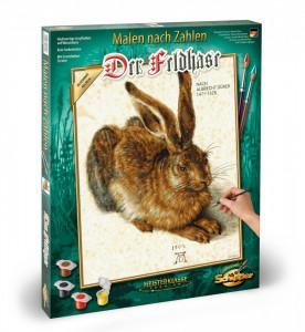 Kit Pictura Pe Numere Schipper Young Hare De Albrecht Durer