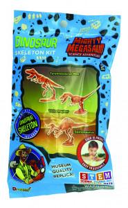 Kit Schelet Dinozaur Blind Bag