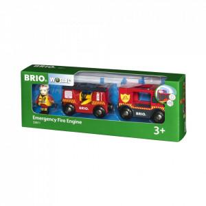 Locomotiva De Pompieri