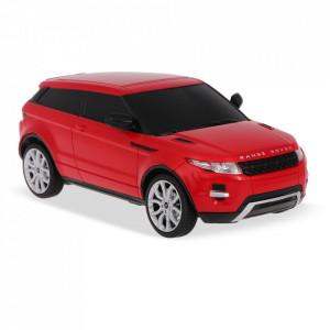 Masina Cu Telecomanda Range Rover Evoque Rosu Scara 1 La 24