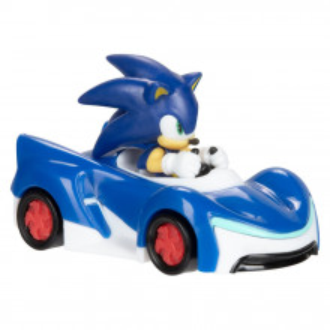 Masina Die-cast Sonic The Hedgehog 1:64, model Sonic