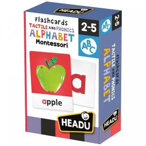 Montessori - Cartonase Sa Invatam Alfabetul