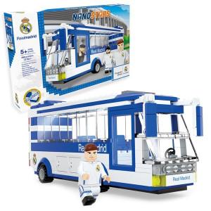 Nanostars Real Madrid autobuz