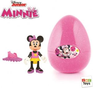 Oua cu Surpriza Minnie (Figurina si Accesoriu)