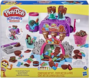 Play Doh Set Fabrica De Ciocolata