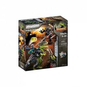 Playmobil T-Rex - Batalia Gigantilor