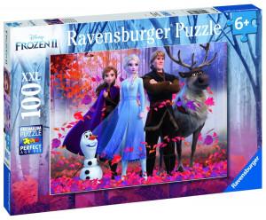 Puzzle Frozen 2, 100 Piese