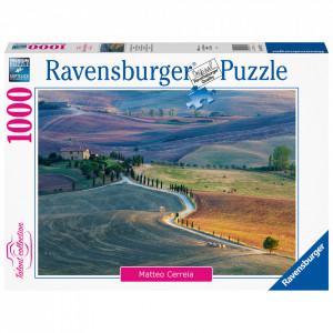 Puzzle Pienza, 1000 Piese
