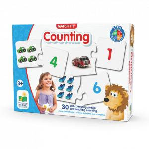 Puzzle Potriveste Cifrele Numarand