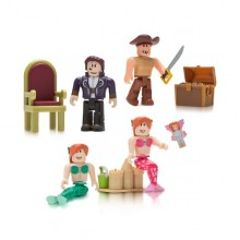 Roblox celebrity blister 4 figurine
