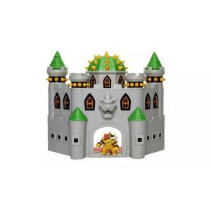 Set De Joaca Castelul Bowser Mario Nintendo Cu Figurina 6 Cm