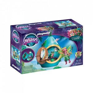 Set de joaca Playmobil Coliba Zanelor