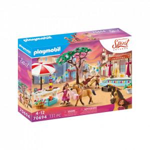 Set de joaca Playmobil Festival In Miradero