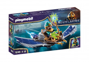 Set de joaca Playmobil Violet Vale - Magicianul Aerului
