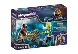Set de joaca Playmobil Violet Vale - Magicianul De Plante