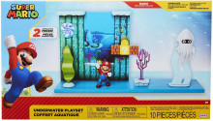 Set de joaca Underwater Super Mario Nintendo