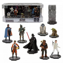 Set Figurine deluxe Star Wars - Imperiul Contraataca