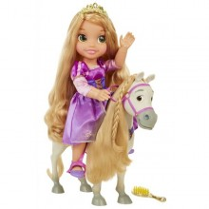 Set Papusa Rapunzel si Maximus
