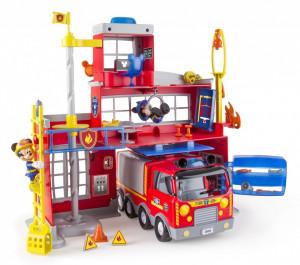 Statia de pompieri Mickey Mouse