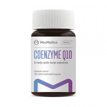 MaxMedica Coenzim Q10